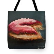 Just One Bite Tote Bag