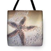Just One Starfish Tote Bag