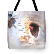 Just One Touch Tote Bag
