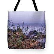 Just Over The Rocks Tote Bag