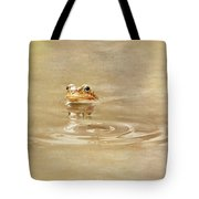 Just She Was Still There Tote Bag