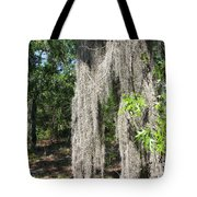 Just The Backyard Tote Bag