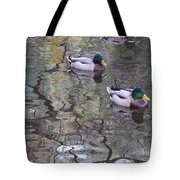 Just The Two Of Us Tote Bag