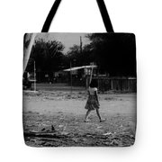 Just Turn Left Tote Bag