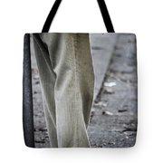 Just Wait Tote Bag