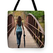 Just Walk Away Renee Tote Bag