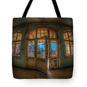 Just Windows And A Door Tote Bag