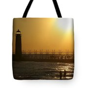 Just You And Me Tote Bag