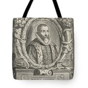 Justus Lipsius, Belgian Scholar Tote Bag by Photo Researchers