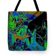 Jwinter #6 Enhanced 2 Tote Bag