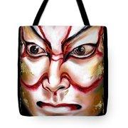 Kabuki One Tote Bag