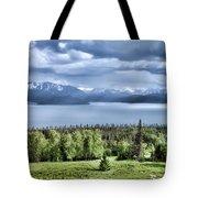 Kachemak Bay Tote Bag