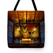 Kaiser Wilhelm Church Organ Tote Bag