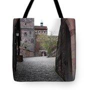 Kaiserburg - Nuremberg Tote Bag