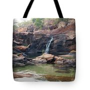 Kakadu Waterfall Tote Bag