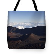 Kalahaku Overlook Haleakala Maui Hawaii Tote Bag