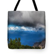 Kalalau Outlook  Tote Bag