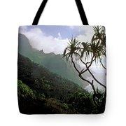 Kalalau Trail  Tote Bag