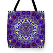 Kaleidoscope 33 Tote Bag
