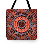 Kaleidoscope 40 Tote Bag