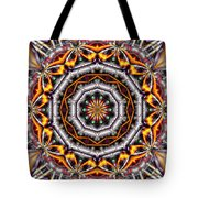 Kaleidoscope 41 Tote Bag