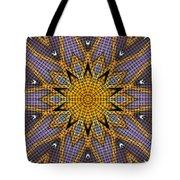 Kaleidoscope 5 Tote Bag