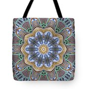 Kaleidoscope 73 Tote Bag