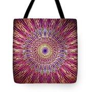 Kaleidoscope Retro  Tote Bag