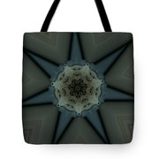 Kaleidoscope Star Tote Bag