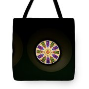Kaleidoscope Window  Tote Bag