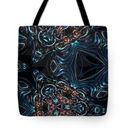 Kalidescope Abstract Fx Tote Bag