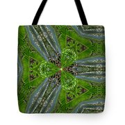 Kalido Plant Fronds Tote Bag