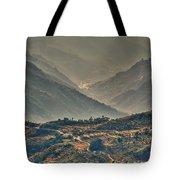 Kalinchok Kathmandu Valley Nepal Tote Bag