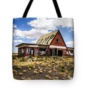 Kamp Tote Bag