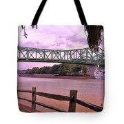 Kanawha River  Tote Bag