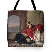 Kandahar Lady Of Rank Tote Bag