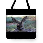 Kangaroo-4 Tote Bag