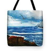 Kangaroo Island Tote Bag