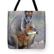 kangaroo Snack Tote Bag