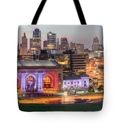 Kansas City 2 Tote Bag
