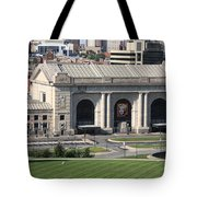 Kansas City - Union Station Tote Bag