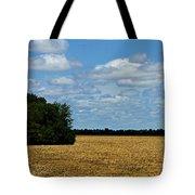 Kansas Fields Tote Bag