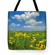 Kansas Prairie Tote Bag