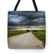 Kansas Storm In June Tote Bag