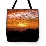 Kanyakumari Dawn Tote Bag