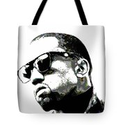 Kanye West Tote Bag