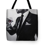 Kanye West - Maga Hat Tote Bag by Eric Dee
