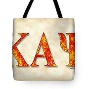 Kappa Alpha Psi - Parchment Tote Bag