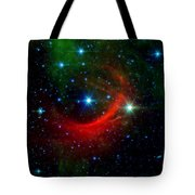 Kappa Cassiopeiae Shock Wave Tote Bag