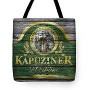 Kapuziner Tote Bag